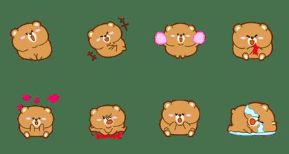 Fat Chubby Bear