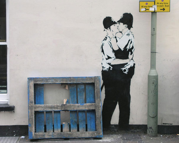 Banksy Artwork-14