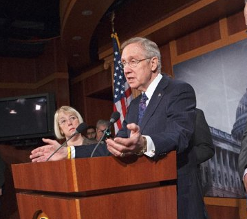 Senator Reid Has Lowest Approval Rating Among ...