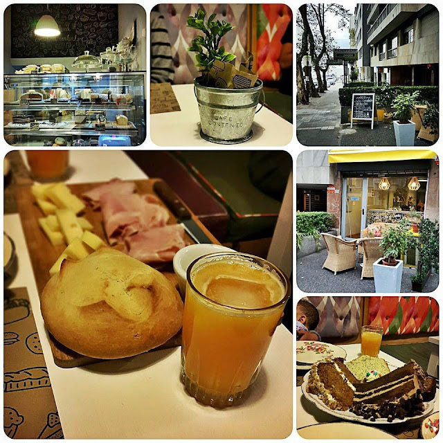 Cafés em Montevidéu