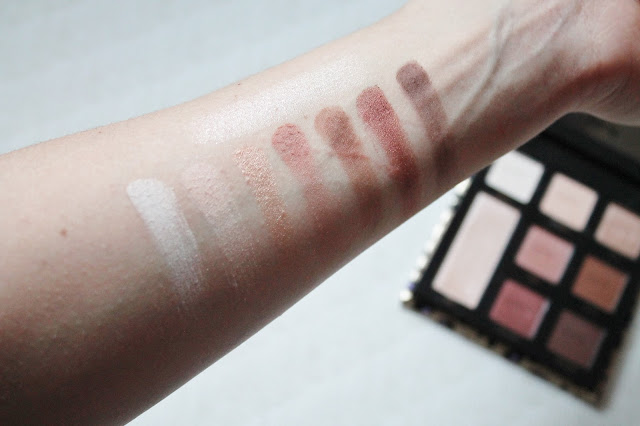 Tarte Maneater Swatches and Review