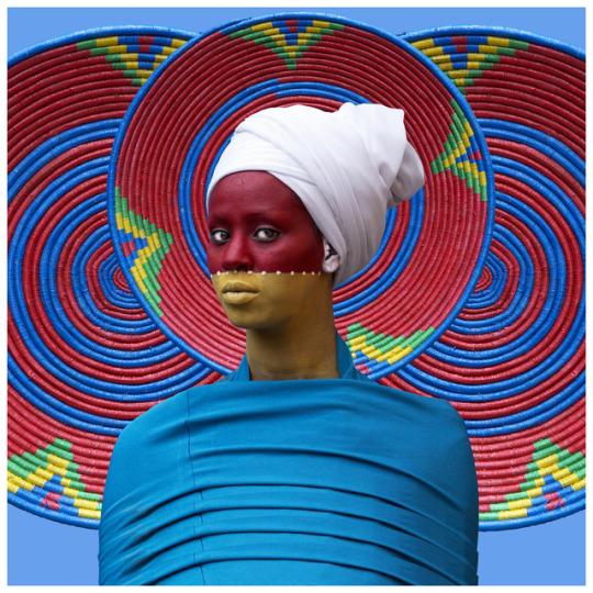 A Arte da Etíope Aida Muluneh