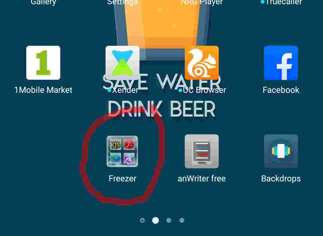 How To Quickly Setup Infinix App Freezer