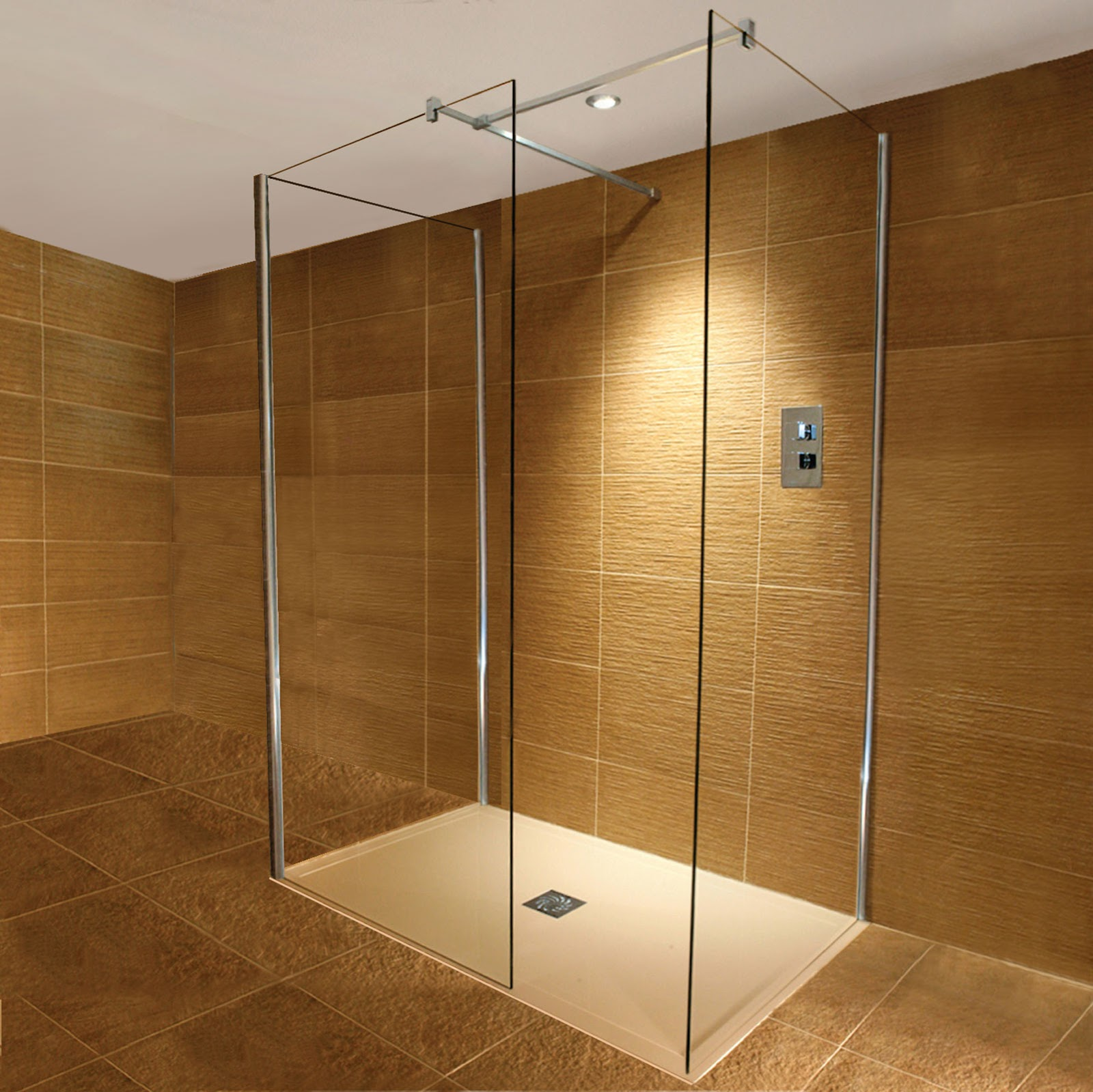 AB&D GLASS ENCLOSURES FOR SHOWER
