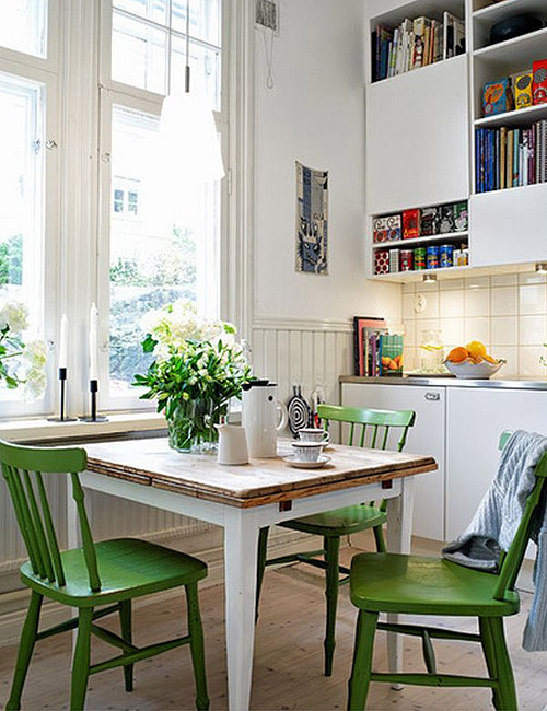 11 Very Small Dining Areas That Many People Have Interior Design Inspirations For Small Houses