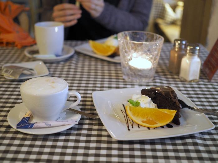 cafes in gdansk
