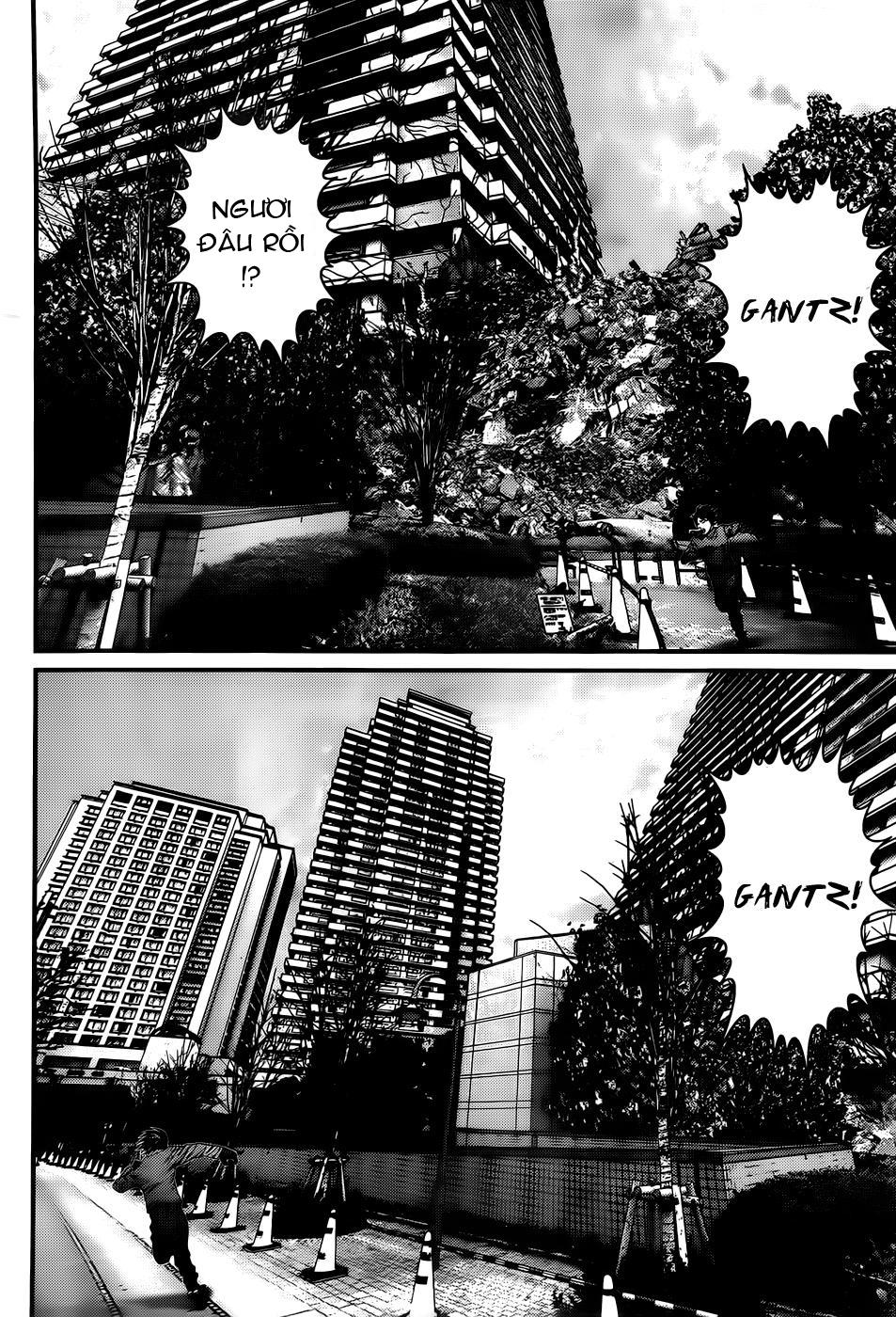 Gantz chap 342 trang 9