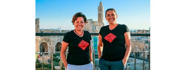 Brasileiras filmam histórias de empreendedorismo feminino em Israel