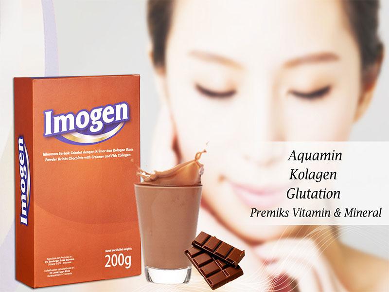 Imogen Coklat