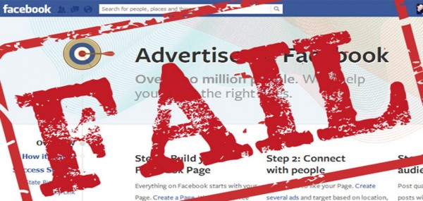 5 Mistakes You are Making with Your Facebook Ads Marketing Strategy