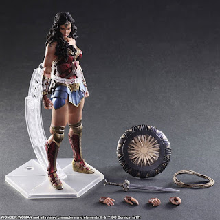 Wonder Woman - Il set completo
