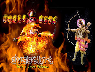 about dussehra
