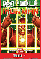 Iron Man #7 Cover