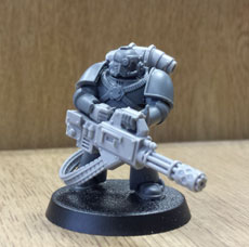 Increased Firepower from Forgeworld