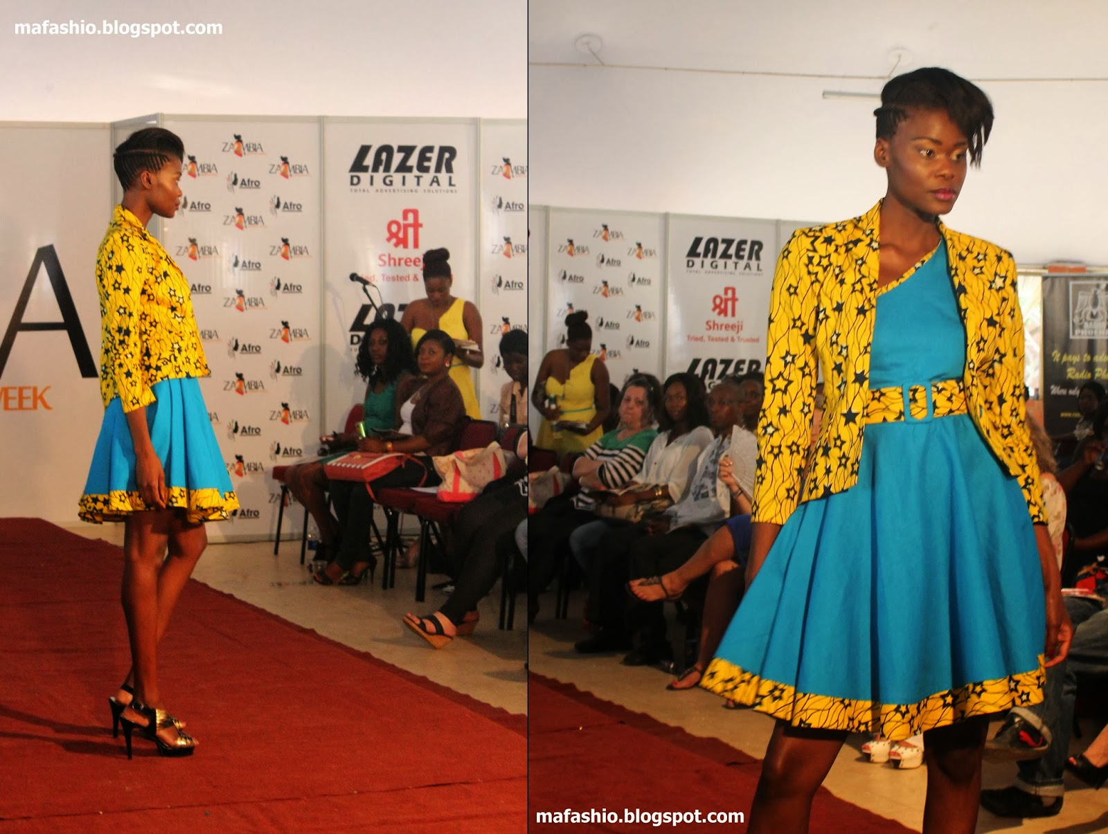 MaFashio: Zambia Fashion Week 2013