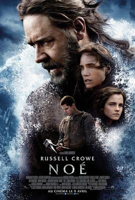 Poster of Noah 2014 Full Dual Audio Hindi-English 720p BluRay