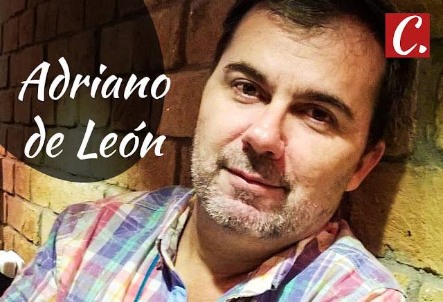 entrevista adriano de leon ambiente de leitura carlos romero