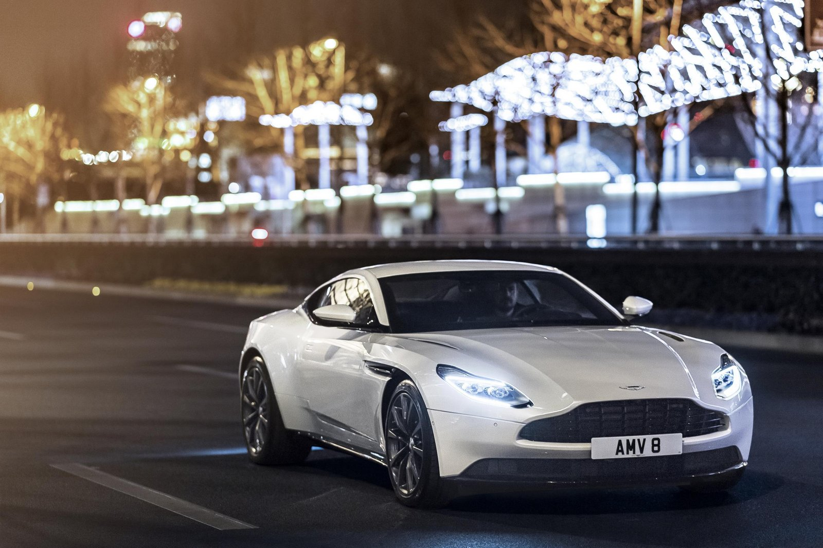 aston martin db11 gains an amg sourced twin turbo v8. Black Bedroom Furniture Sets. Home Design Ideas