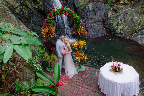 Many Luxury Resorts Feature Wedding Packages Which Offers S A Complimentary Venue With 7 Night Stay 525 Acres Of Tropical Rainforests