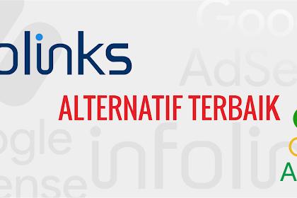 INFOLINKS ALTERNATIF TERBAIK ADSENSE TANPA RISIKO
