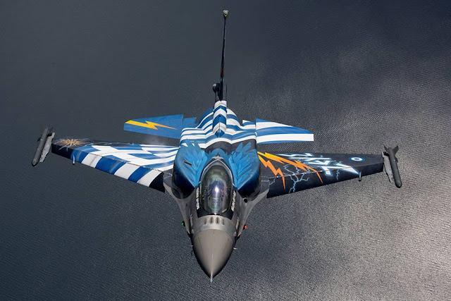 Hellenic F-16 Zeus Airshow Schedule 2018