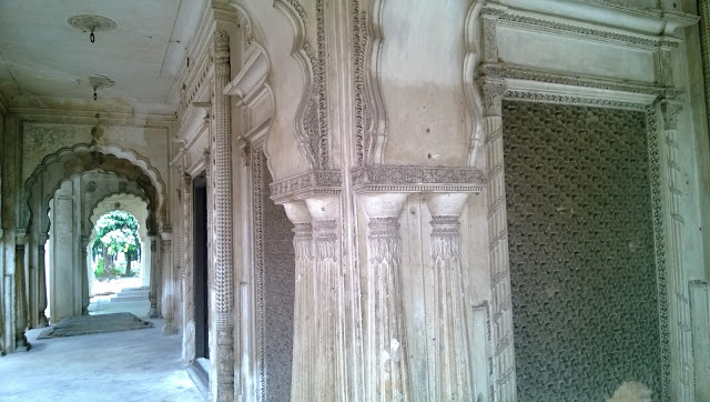 Paigah tombs in the city of hyderabad, Telangana, India