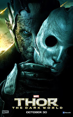 Poster Oficial Thor: The Dark World - Malekith