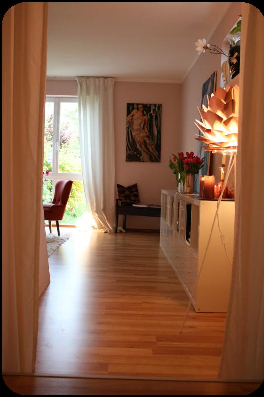 Blick ins Wohnzimmer | Arthurs Tochter Kocht von Astrid Paul