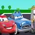 learn McQueen Team,Ryder Paw Patrol Colours for Kids,Colors for Children with Green Toys