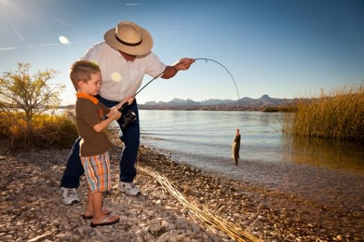 Havasubio for Lake havasu fishing