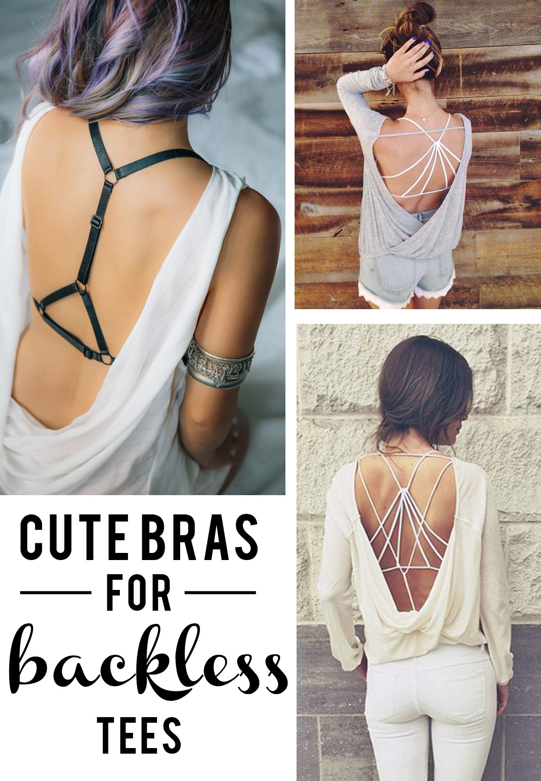 Backless Dress Bra Solutions Diy Nils Stucki Kieferorthopade