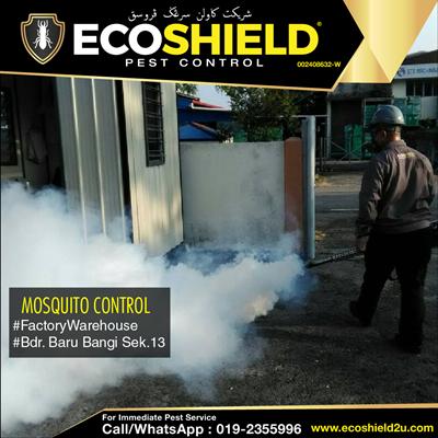 Fogging | Pest Control Selangor | Pest Control Bangi
