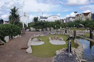 Blackpool Pleasure Beach Adventure Golf