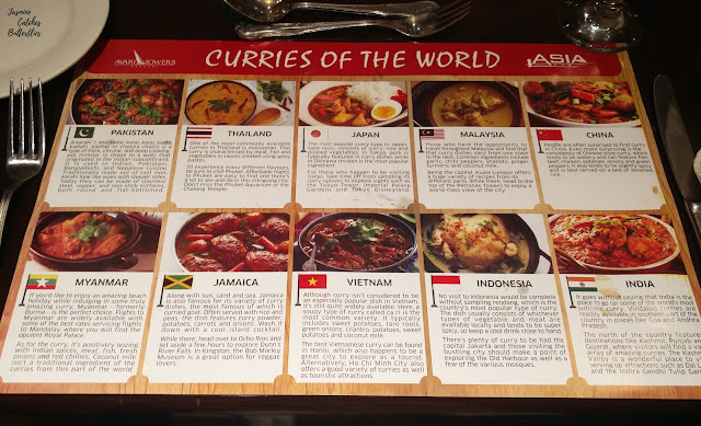 Curries of The World at Asia Live, Avari Towers