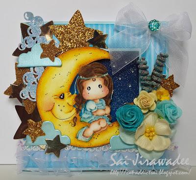 Magnolia Boho Tilda Sweet Moon