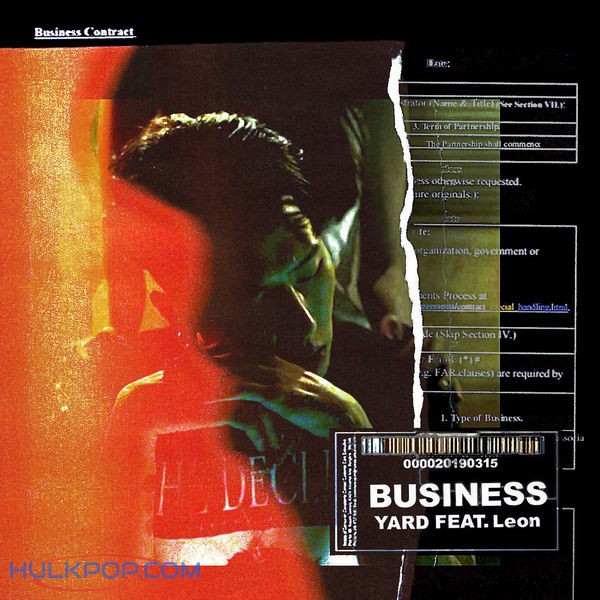 YARD – Business (feat. LÉON) – Single
