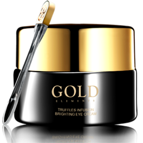 gold elements truffles eye cream