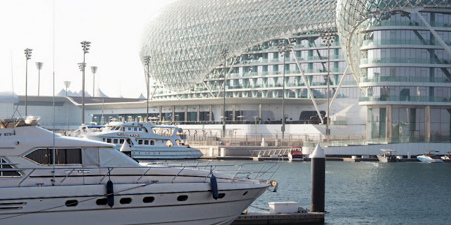 A Travel Guide to Abu Dhabi: Yas Island