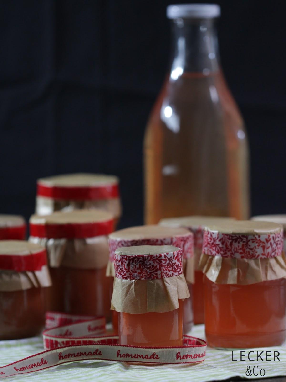 lecker co foodblog aus n rnberg quittengelee und weihnachtliche apfel quitten marmelade und sirup. Black Bedroom Furniture Sets. Home Design Ideas