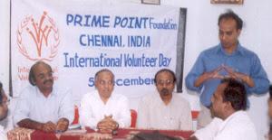International volunteers day 5th December 2003