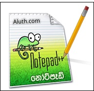 http://www.aluth.com/2014/12/notepad-free-source-code-editor-software.html