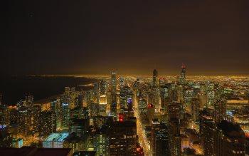 Wallpaper: Chicago Skyscrapers