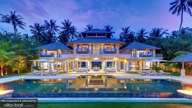 Luxurious Balinese Villa