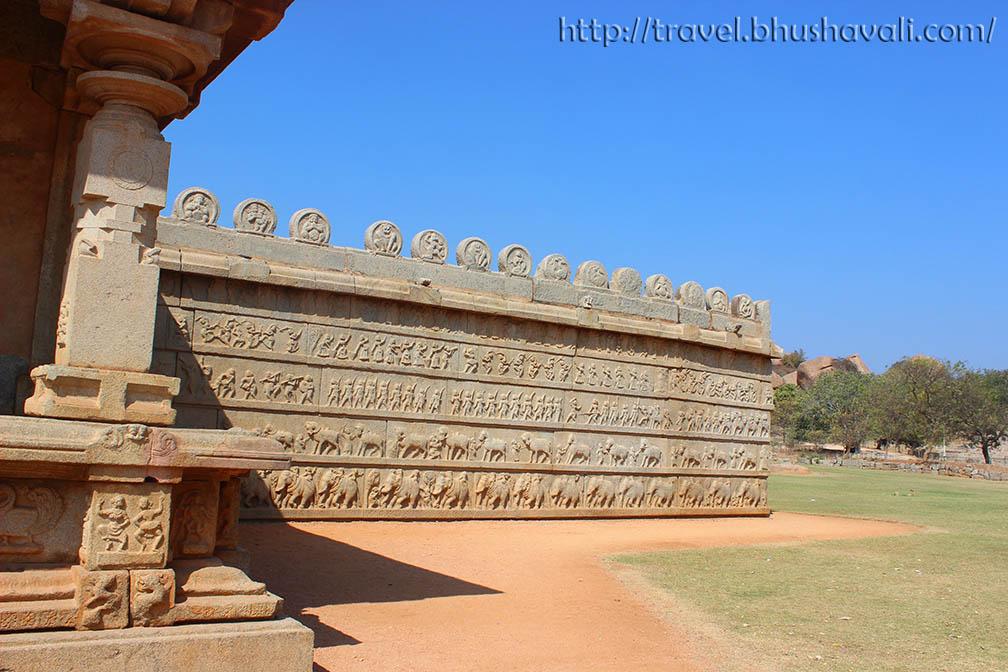 Hampi - Hazara Rama Temple (Ballari - Karnataka) | My Travelogue