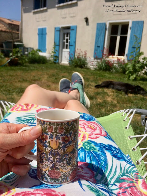 French Village Diaries #LazySundayinFrance