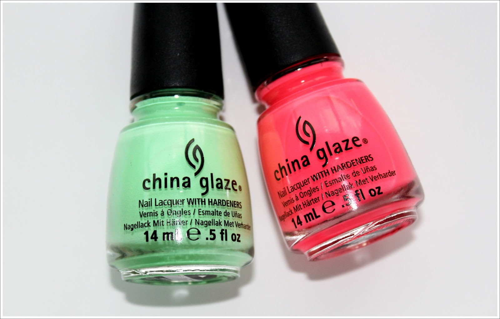 Shell-O y Highlight of My Summer de China Glaze - DoBeauting