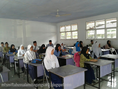 KSM, Kompetisi Sains Madrasah di Musi rawas 2016