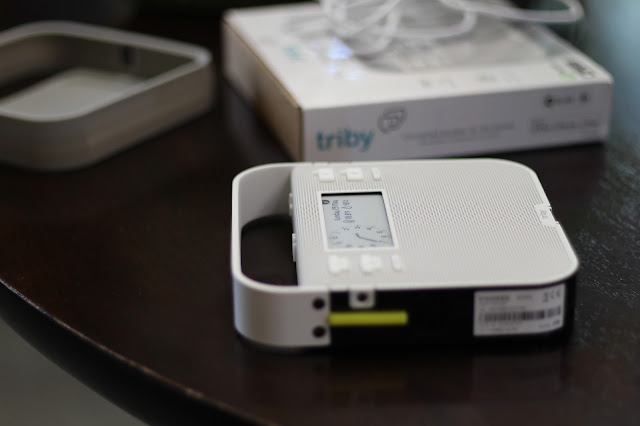 Invoxia Triby Smart Speaker Giveaway