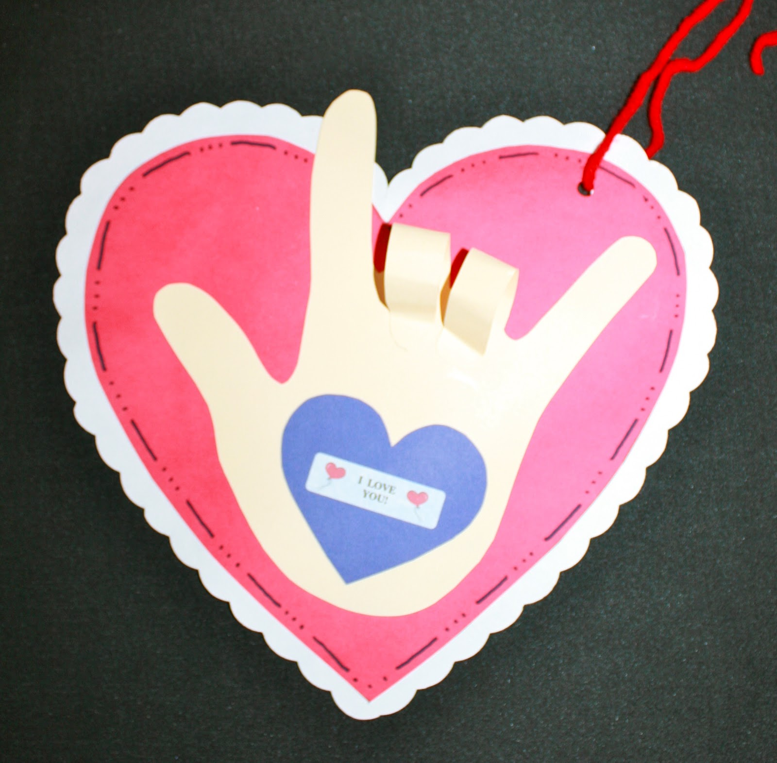 Activities For The Kissing Hand