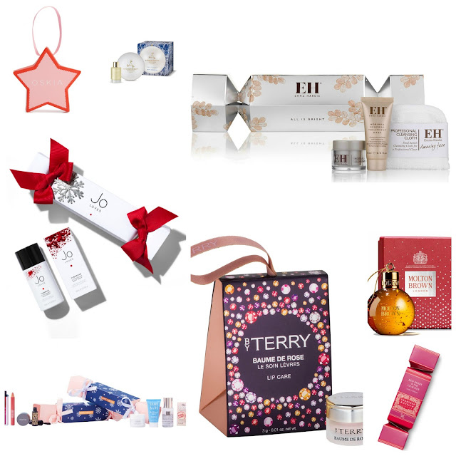 The Best Beauty Crackers and Baubles for 2018